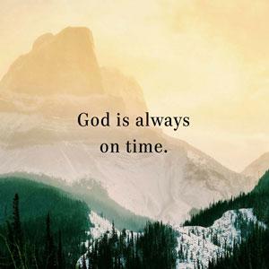خدا با منه
