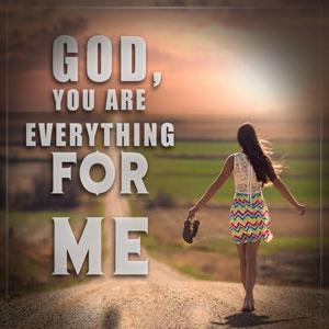 خدا همه چیزه