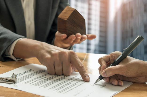 راهنمای قرارداد خرید خانه
