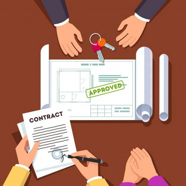 راهنمای قرارداد مشارکت در ساخت