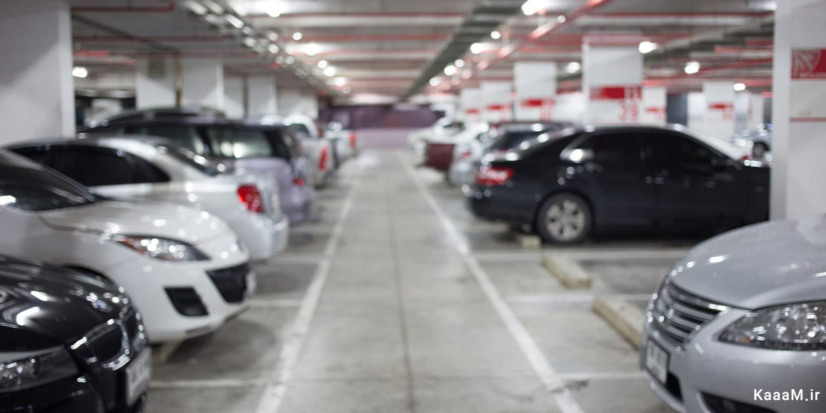 پارکینگ سندی