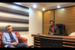 گفتگوی آقای فارسی با آقای شایگان شزوما