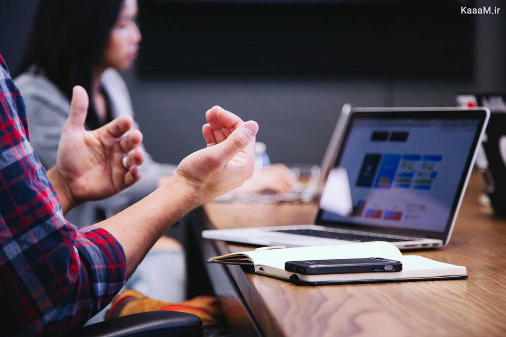 برخورد با مشتری در مشاور املاک